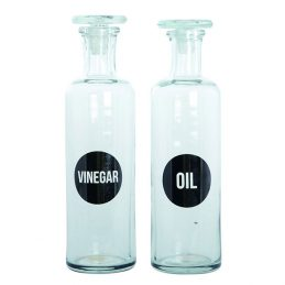 glass-oil-vinegar-bottle-set-with-glass-stopper-by-house-doctor