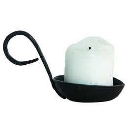 16-candle-holder-spike-black-tea-light-pillar-candles-danish-design-by-house-doctor