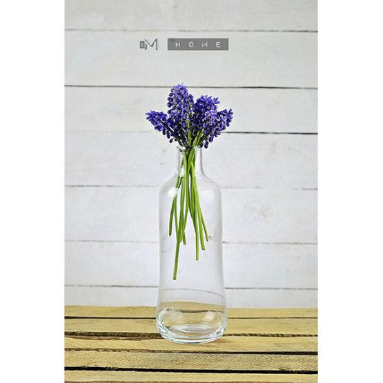 handmade-clear-glass-bottle-decorative-vase-for-flowers