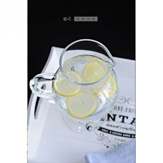 81-handmade-clear-glass-footed-jug-pitcher-water-wine-juice-cocktail-14l-tall-23cm-1