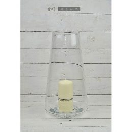 clear-glass-vase-large-handmade-mouth-blown-classic-flower-vase-tall-38-cm-not-perfect
