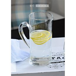 91-handmade-clear-glass-jug-pitcher-water-wine-juice-cocktail-12l-tall-22cm