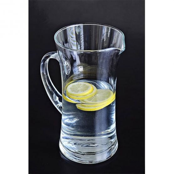 96-handmade-clear-glass-jug-pitcher-water-wine-juice-cocktail-15l-tall-23cm-1