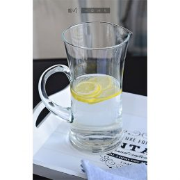 96-handmade-clear-glass-jug-pitcher-water-wine-juice-cocktail-15l-tall-23cm