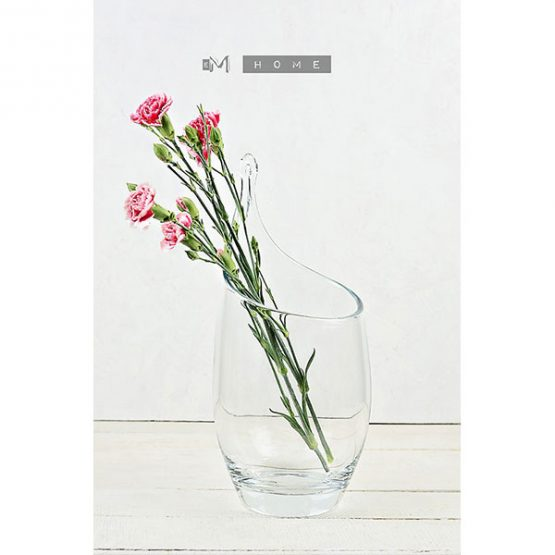 120-contemporary-elegant-clear-glass-vase-large-handmade-mouth-blown-flower-bunch-bouquet-tall-34-cm-1