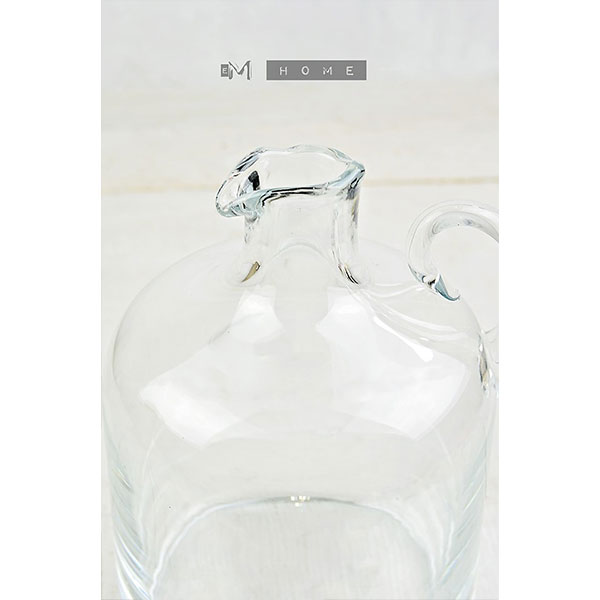 134-decorative-handmade-gallon-clear-glass-jug-bottle-vase-bouquet-large-7-l