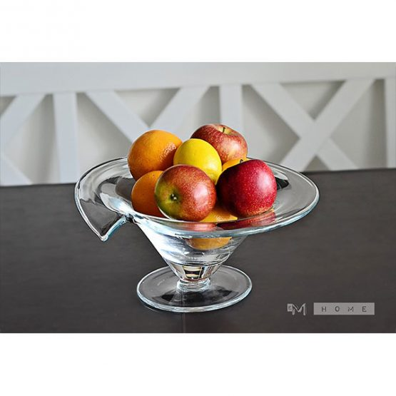 142-modern-handmade-curving-edge-clear-glass-footed-bowl-trifles-fruit-salad-centerpiece-2