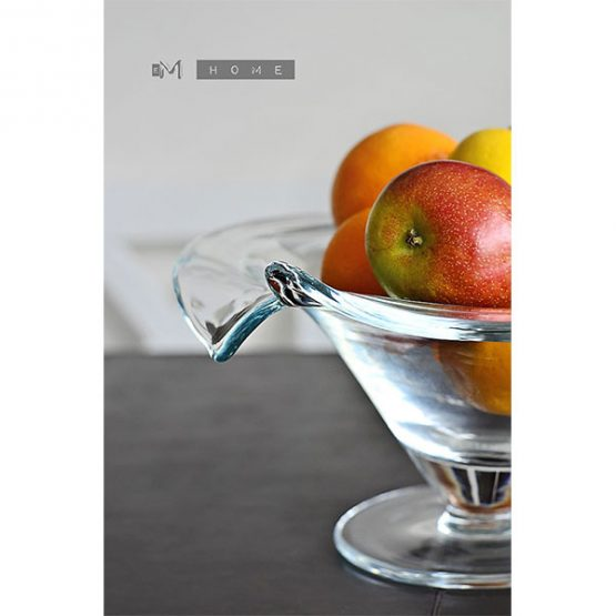 142-modern-handmade-curving-edge-clear-glass-footed-bowl-trifles-fruit-salad-centerpiece