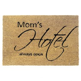 162-door-mat-moms-hotel-always-open-by-ib-laursen