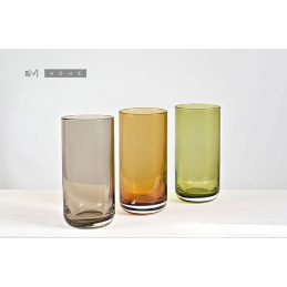 170-tall-olive-hand-crafted-beverage-juice-drinking-glasses