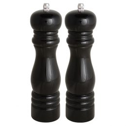 traditional-wooden-black-salt-pepper-mill-set-by-ib-laursen