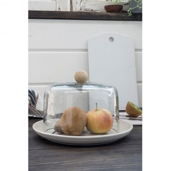 200-clear-glass-cake-food-cover-dome-cloche-with-wooden-knob-laura-danish-design-3