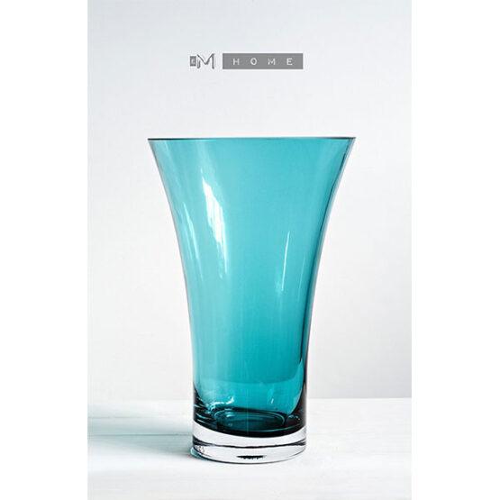 handmade-simplistic-flower-trumpet-shape-glass-vase-baltic-green