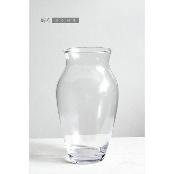 handmade-elegant-contemporary-clear-flower-glass-vase-26-cm