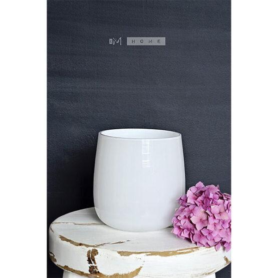 229-white-handmade-flower-glass-vase-centrepiece-candle-holder-2
