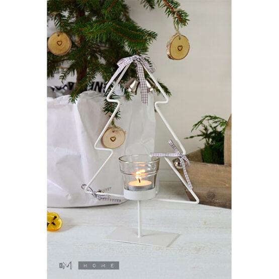 white-metal-christmas-xmas-tree-tea-light-candle-holder