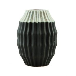 black-and-grey-vase-listen-beautiful-danish-design-by-house-doctor
