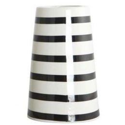 281-porcelain-vase-white-with-sailor-stripes-beautiful-danish