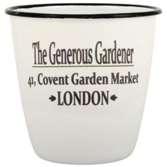 vintage-style-white-enamel-small-flower-herb-pot-planter-the-generous-gardener-by-ib-laursenn