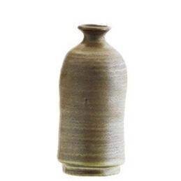 332-beautiful-stoneware-vase-mat-green-flower-bunch-decor-tall-21cm-danish-design-by-madam-stoltz-tall
