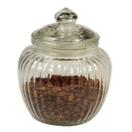 339-decorative-ribbed-glass-jar-with-lid-for-cookie-sweet-kitchen-storage-wedding-medium
