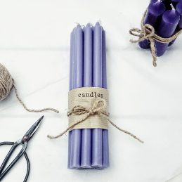 set-of-10-unscented-lavender-pillar-candles-perfect-for-lantern-or-dinner-table-20-cm