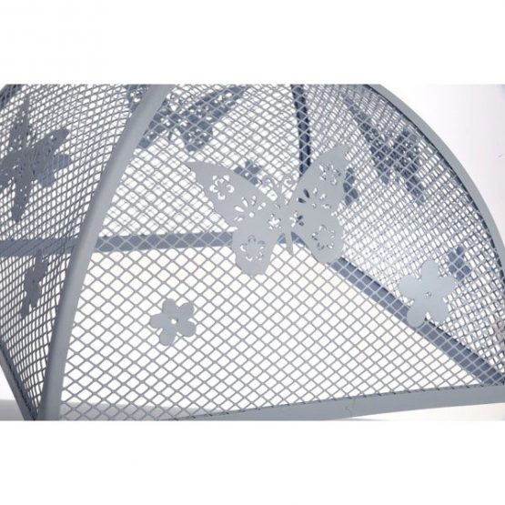 367-blue-butterfly-large-display-metal-cake-stand-with-mesh-lid-cover-24-cm-2