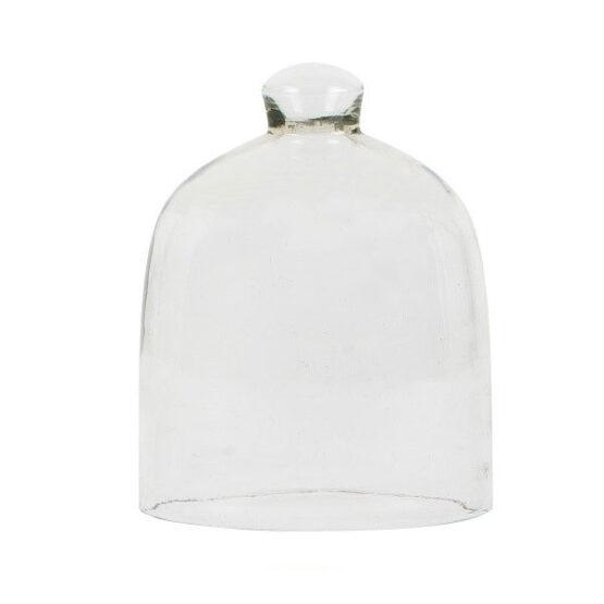 413-glass-cover-petite-display-cloche-bell-jar-dome-135-cm-tall-danish-design-by-ib-laursen