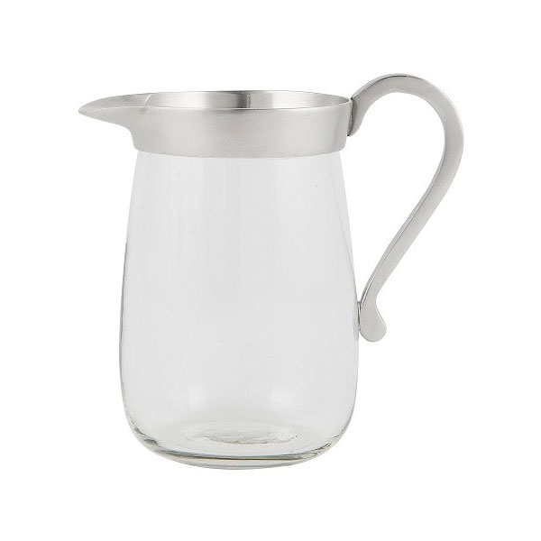 414-small-glass-pitcher-jar-jug-with-metal-edge-perfect-for-milk-juice-1