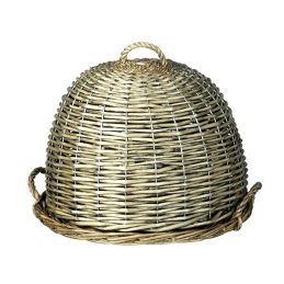 421-large-shabby-chic-round-willow-dome-food-cover-by-parlane-24-5-cm