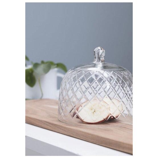 422-glass-cover-harlequin-pattern-display-cloche-bell-jar-dome-175cm-danish-design-by-ib-laursen-1