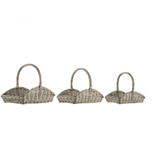 426-willow-flower-basket-set-of-3-with-handles-danish-design-by-ib-laursen