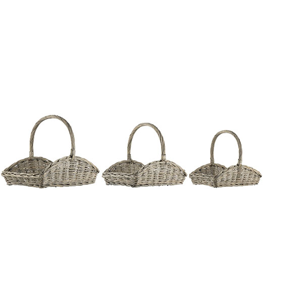 426-willow-flower-basket-set-of-3-with-handles-danish-design-by-ib-laursen
