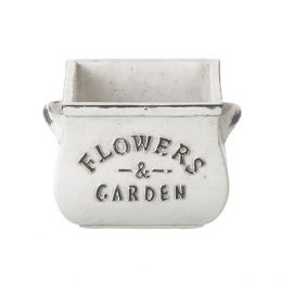 435-shabby-chic-square-flowers-garden-pot-planter-white-by-parlane