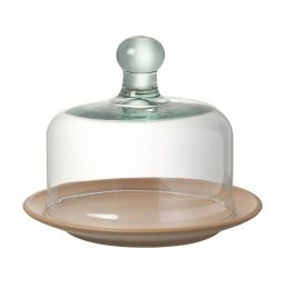 medium-recycle-glass-display-cover-dome-cloche-w-ceramic-base-19cm-by-parlane-29-cm