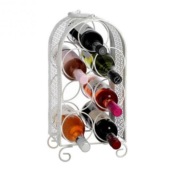 495-shabby-chic-ornamental-seven-bottle-metal-floor-standing-wine-rack-holder