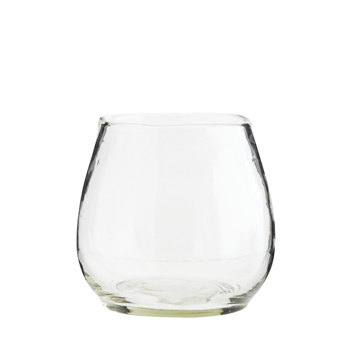Clear Vase Glass Pot
