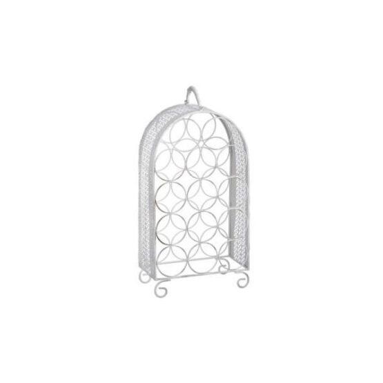 496-shabby-chic-ornamental-14-bottle-floor-standing-wine-rack-holder