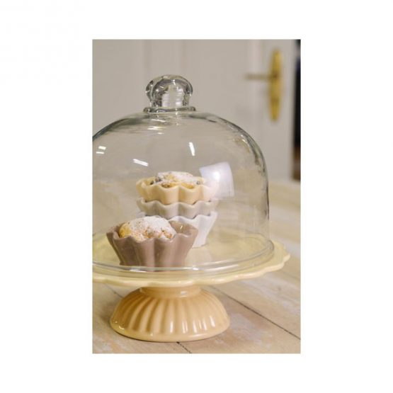 515-clear-glass-cake-food-cover-dome-cloche-22cm-by-ib-laursen-1