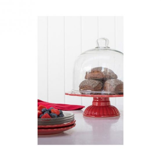 515-clear-glass-cake-food-cover-dome-cloche-22cm-by-ib-laursen-2