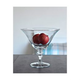 524-mouth-blown-clear-glass-footed-fruit-salad-bowl-dish-wedding-centerpiece