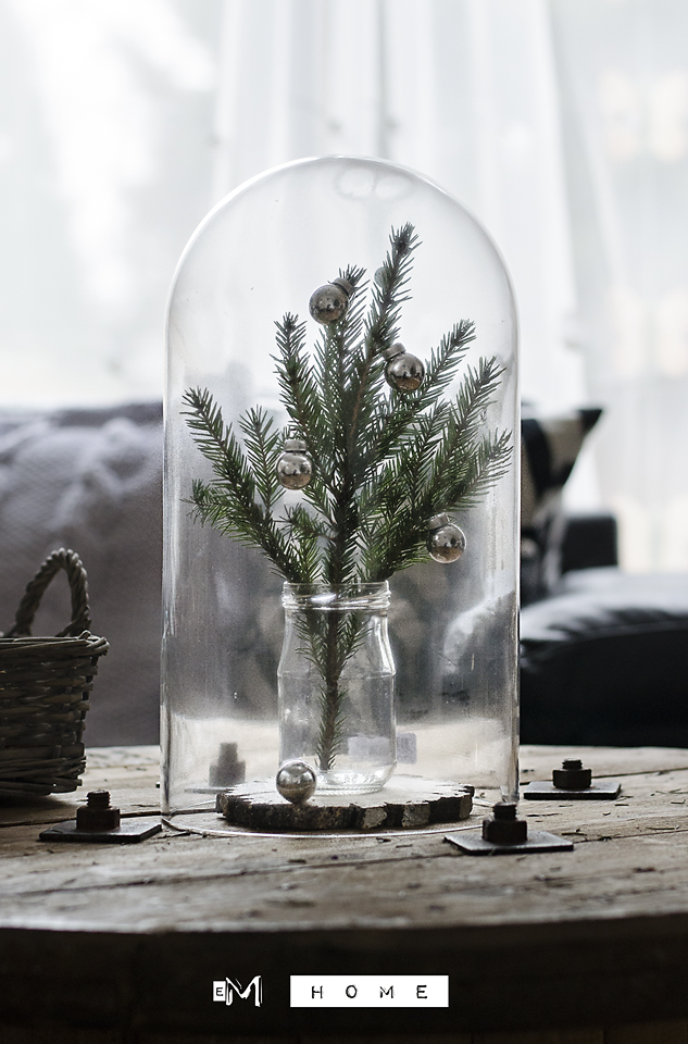 Display Cloche Bell Jar Dome