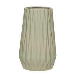 beautiful-ceramic-vase-with-grooves-grey-large-by-hubsch