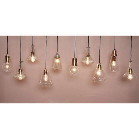 550-Pendant-Glass-Ceiling-Copper-Lamp-Funnel-Light-Danish-Design-by-Hubsch-1