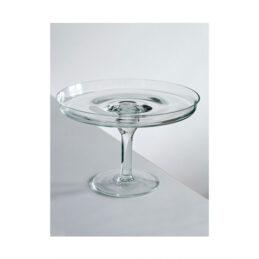 Handmade Classic Clear Glass Cake Stand Wedding Party 30 cm  sc 1 st  eM Home & eM Home - Cake Plates | Home Decor \u0026 Glassware