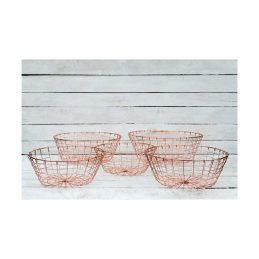 brass-wire-storage-fruit-round-bowl-baskets-set-of-5-by-tobs