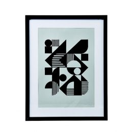 588-Wall-Frame-Poster-with-passe-partout-Baek-Danish-Design