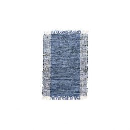 610-Flatweave-Leather-CINDI-Grey-Natural-Rug-Danish-Design-by-House-Doctor-60×90-cm
