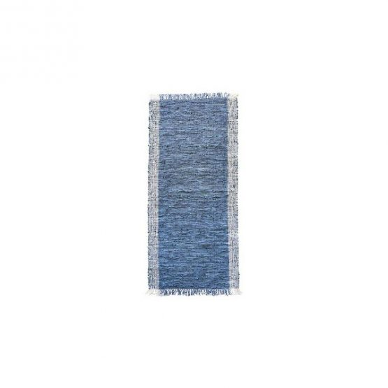 611-Flatweave-Leather-CINDI-Grey-Natural-Runner-Rug-Danish-Design-by-House-Doctor-90×200-cm