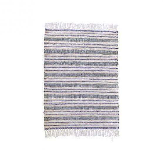 613-Flatweave-Hemp-RAMI-Grey-White-Rug-Danish-Design-by-House-Doctor-60×90-cm